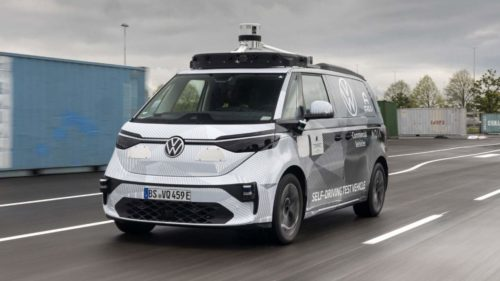 Argo AI and VW are showing off their self-driving test vehicle