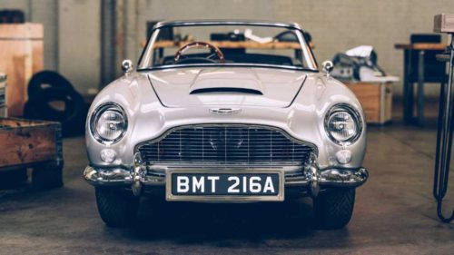 Aston Martin DB5 Junior No Time to Die Edition is perfect for little James Bond
