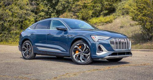 2021 Audi E-Tron Sportback Review