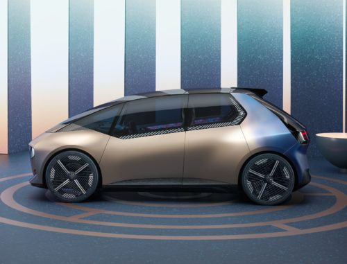 BMW i Vision Circular concept is an electric city car that's totally recyclable