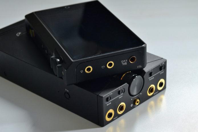 Cayin C9 Portable Headphone Amp