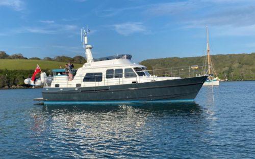 Countdown to Southampton Boat Show 2021: Hardy 42 Hybrid