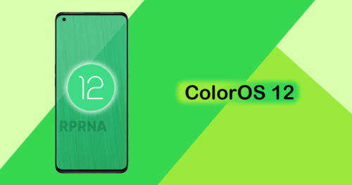 ColorOS 12 internal codename officially revealed