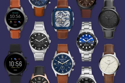 The Complete Buying Guide to Fossil Watches