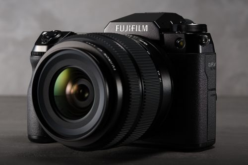 Fujifilm GFX 50S II Brings Large Medium-Format Sensor And Pro-Grade Features At A More Affordable Price