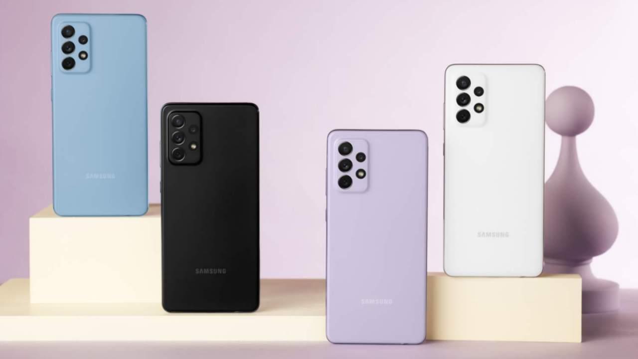 Galaxy A phones