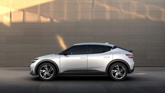 2022 Genesis GV60 EV