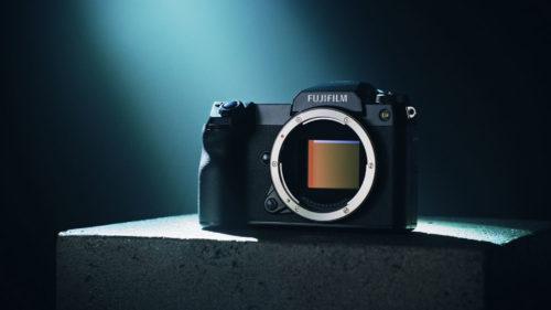 Hands on: Fujifilm GFX50S II review