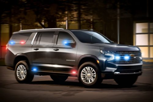 Chevy Is Building Some Badass Heavy Duty Suburbans, But Not for You
