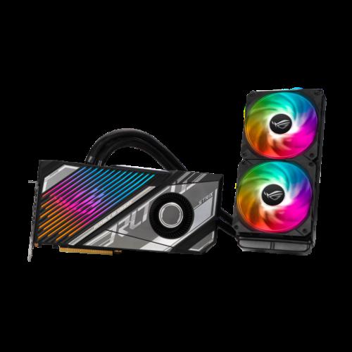 Asus ROG Strix LC GeForce RTX 3080 Ti Review