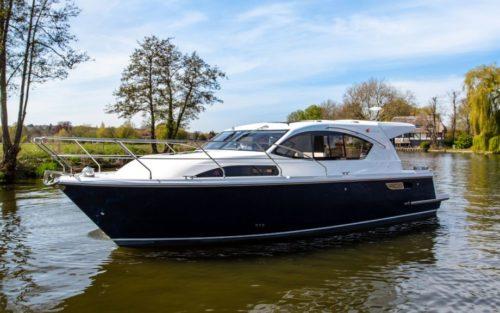 Countdown to Southampton Boat Show 2021: Haines 36 Sedan