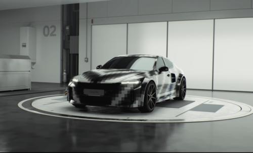 671-HP Fuel-Cell Sports Car Kicks Off Hyundai's Hydrogen Push