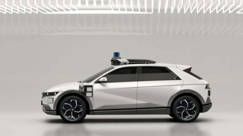 Hyundai and Motional reveal the Ioniq 5 Robotaxi