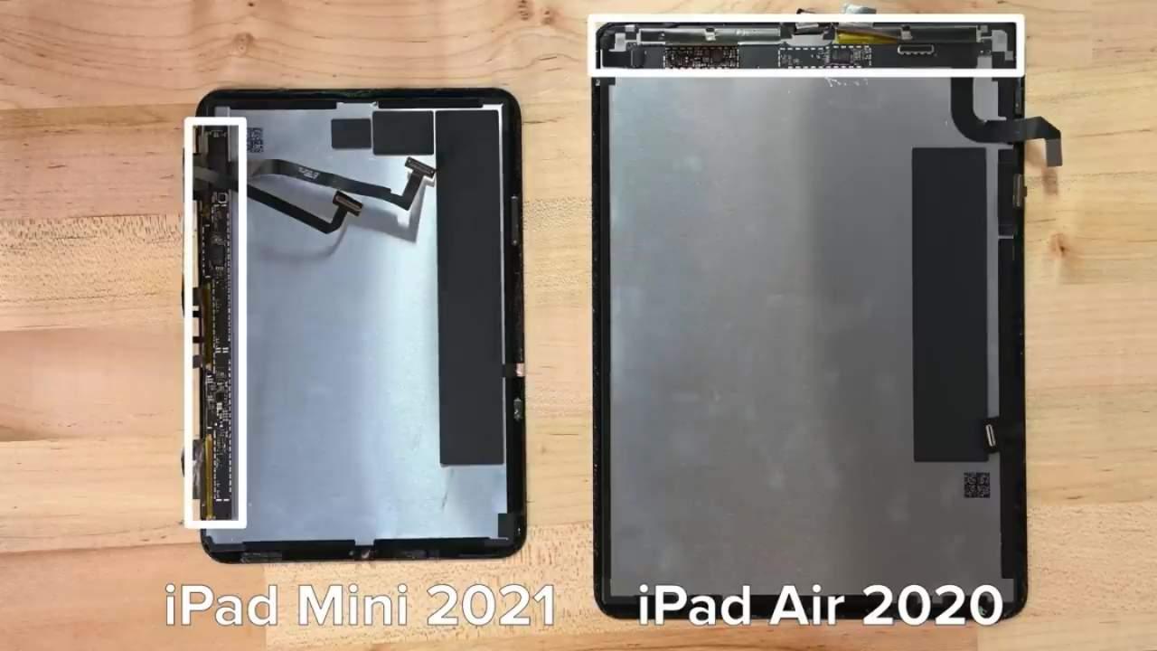iPad mini 6 iFixit teardown