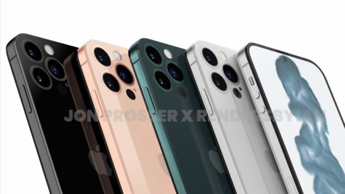 iPhone 13 event leaks