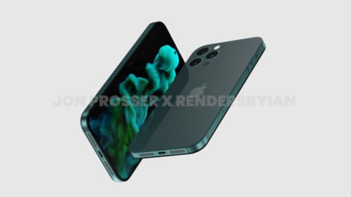 iPhone 14 Pro leaks 1 year early