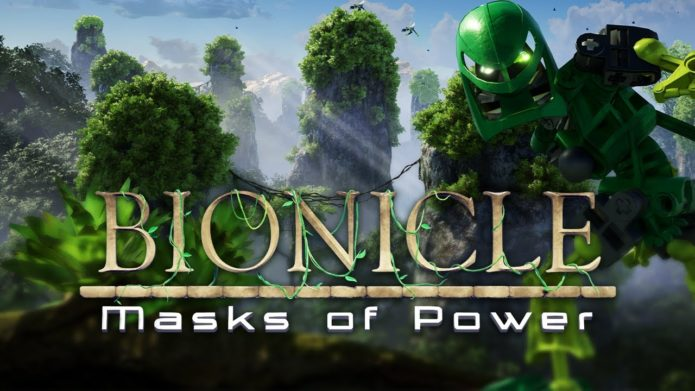 Bionicle: Masks of Power