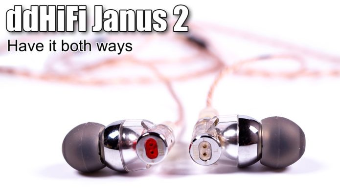 ddHiFi Janus2 (E2020B)