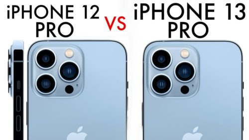 iPhone 13 Pro vs iPhone 12 Pro: has Apple finally created a Pro worthy of the name?