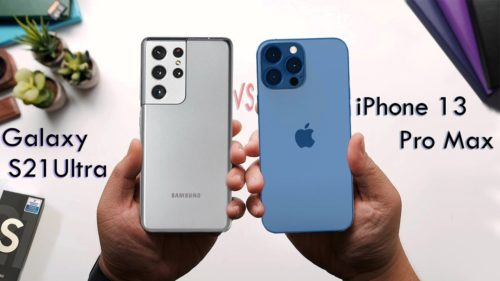 iPhone 13 Pro Max vs Samsung Galaxy S21 Ultra: which 2021 flagship phone is for you?