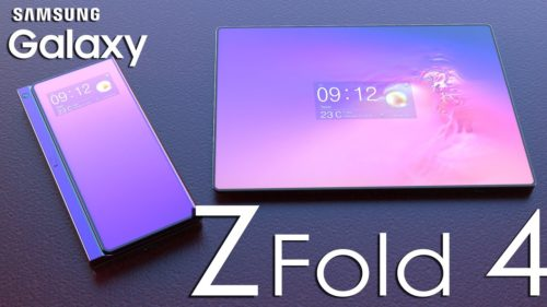 Samsung Galaxy Z Fold 4 could have a lower price and a better camera