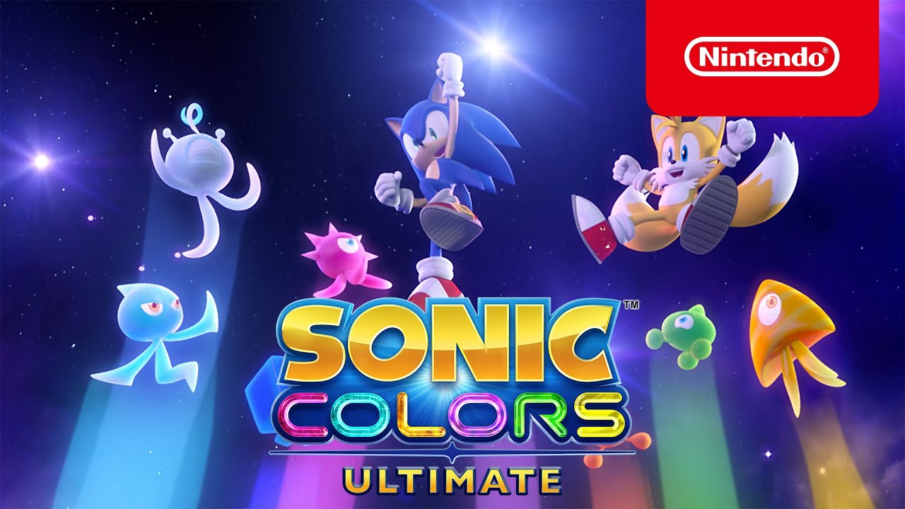 Sonic Colors: Ultimate for Nintendo Switch