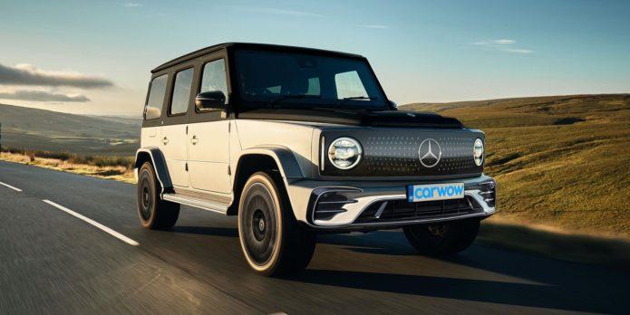2022 Mercedes-Benz G-Class