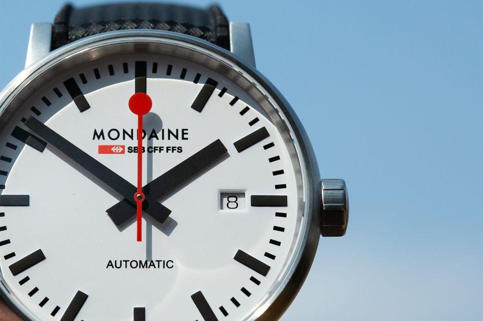 Mondaine EVO2 Automatic watch
