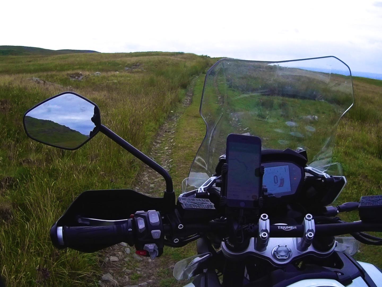Motorcycle x iPhone