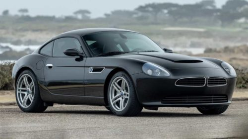 Oletha Coupe Is The Hardtop BMW Z8 We Didn't Know We Wanted