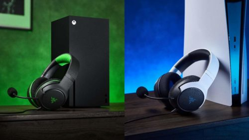 Razer Kaira X headset gives console gamers a wired option