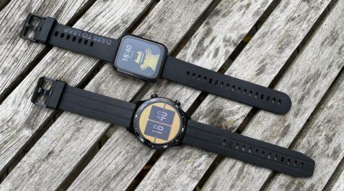 Smartwatch comparison: realme Watch 2 Pro vs. realme Watch S Pro