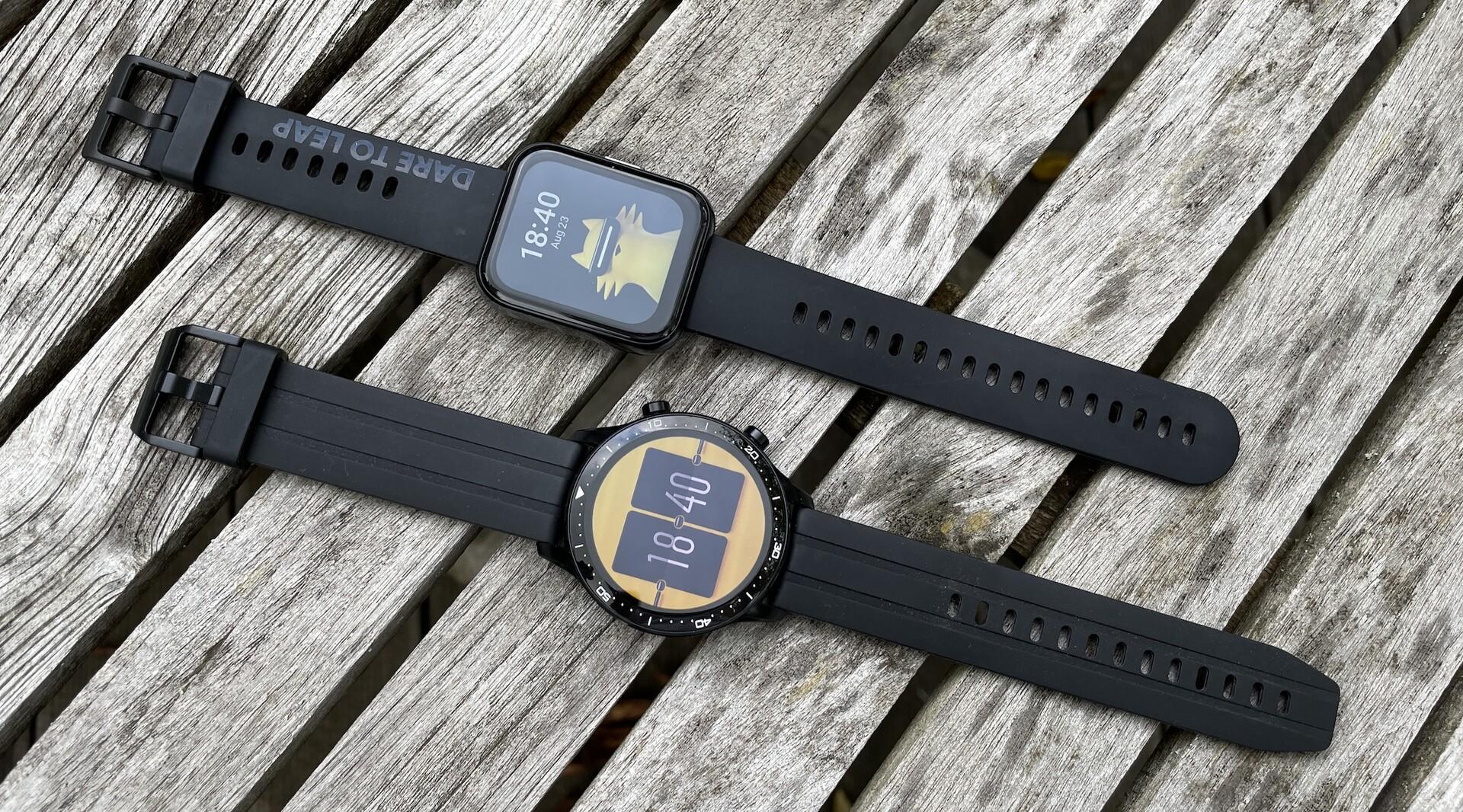 realme Watch 2 Pro vs. realme Watch S Pro