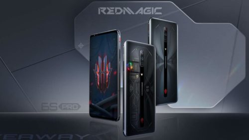 nubia RedMagic 6S Pro flaunts RGB cooling fan and transparent back