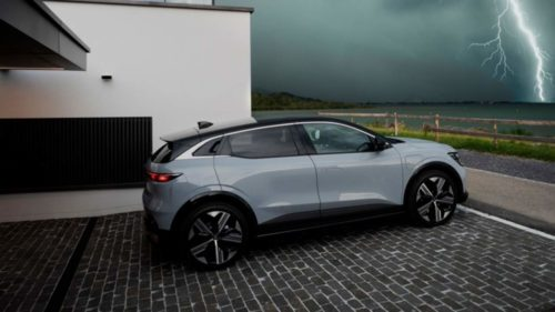 Renault Megane E-Tech electric SUV promises up to 470km range per charge