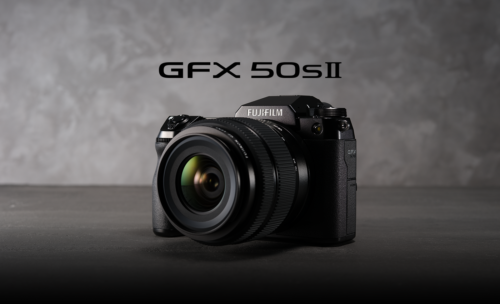 Fujifilm GFX50S II is the most affordable medium format camera, yet