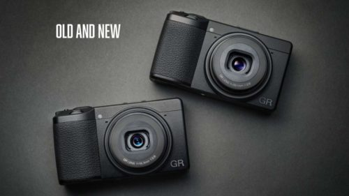 RICOH GR IIIx emboldens high-end compact camera with 40mm equivalent lens