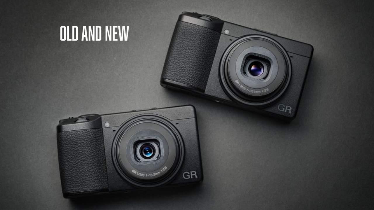 Ricoh GR IIIx Camera