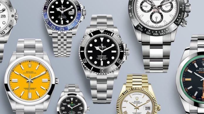 Rolex watches for men