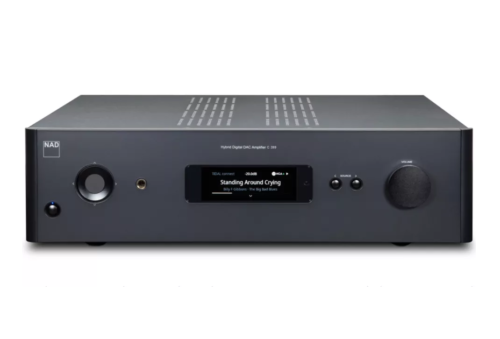 NAD launches C 399 Classic Series amplifier with BluOS multi-room streaming
