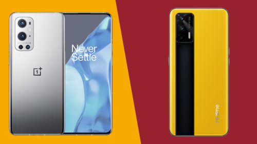 OnePlus 9 Pro vs Realme GT: OnePlus gets a taste of its own medicine