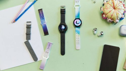 Samsung Galaxy Watch4 limited edition bands are vegan and sustainable