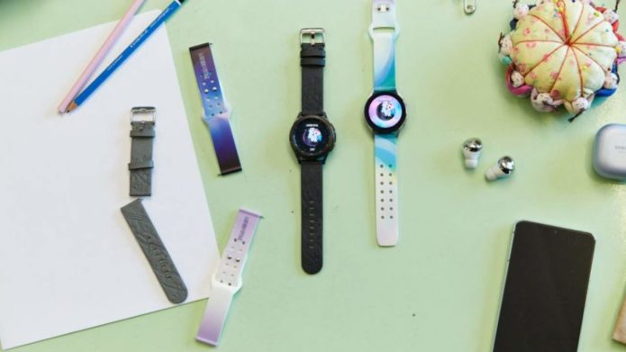 Samsung Galaxy Watch4 limited edition bands