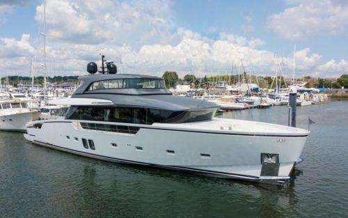 Sanlorenzo SX88 yacht tour: Inside a sensational €6.8m Italian superyacht