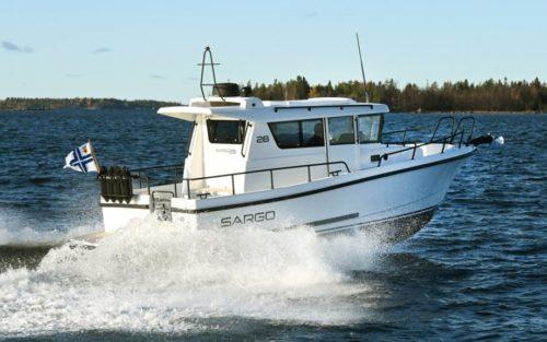 Countdown to Southampton Boat Show 2021: Sargo 28 Explorer