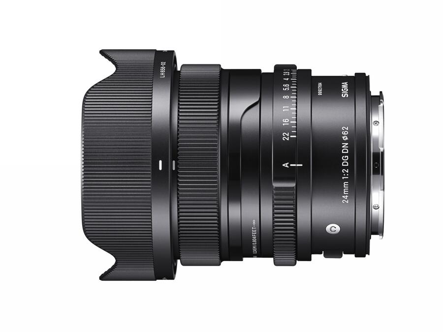 Sigma 24mm F2