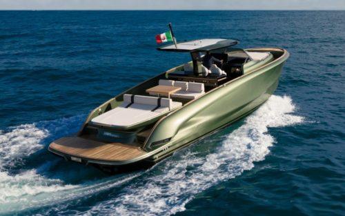 Solaris Power 44 test drive: €1m Italian stunner has a trick up its sleeve