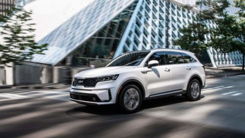 2022 Kia Sorento PHEV pricing confirmed