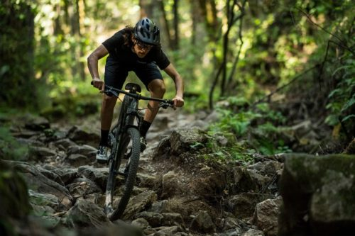 Can a Cross-Country Bike Double as a Downhiller? This One Sure as Hell Sends It