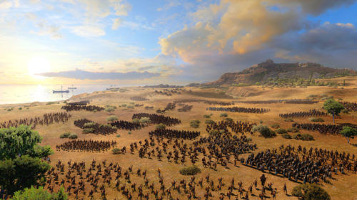 5 tips for beginners in A Total War Saga: Troy